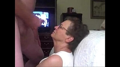 Granny Rough Sex On A Large Full Facial TF