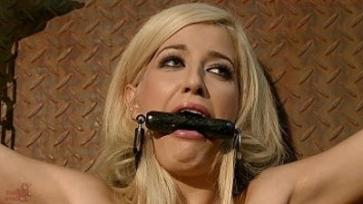 Slave lady collected, trained, torstudsted for auction.