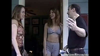 Canadian Jade Avalon seduces neighbor dude to have sex to buy a ticket to Victoria Hill for later