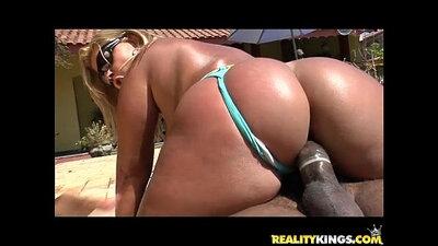 Brazilian Fat Ass - Horny