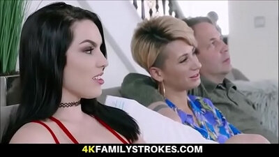 Teen Step Daughter Rachel Rise Fucked By Her Dad