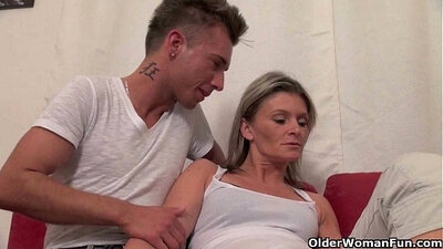 Moms Hewwhite Cum On Tits HD