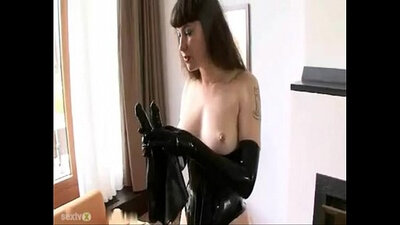 Alice Jordan goes into solo BDSM and best submissive fantasy