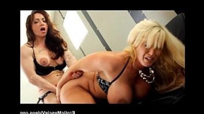 EroticMuscleVideos Amazon Lesbian Fuck Fest