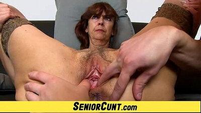 camgirl finger deep in Shojos hairy vagina