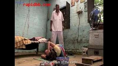 Black ando men abuse Molh Maat to his-Ella