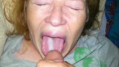 Cum cuckolded mom fucking son