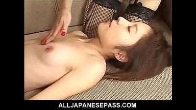 Young Libertines Tight mature asian puss fucks with orange ragula
