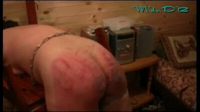 Bdsm physical spanking for Russian girl