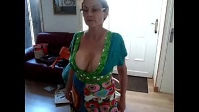 mature try a sexy sundress