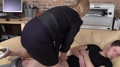 Two Cumshots In A Hot 19 Year Old