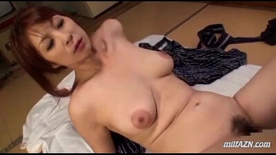Busty Milf Riding A Young Thick Cock