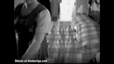 Spying my mom masturbating hidden cam