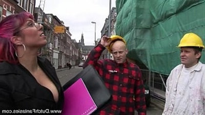 Wild Teen fucked From Amsterdam