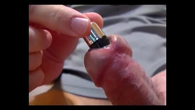Chubby Hoe Pinched By Two Vibrators
