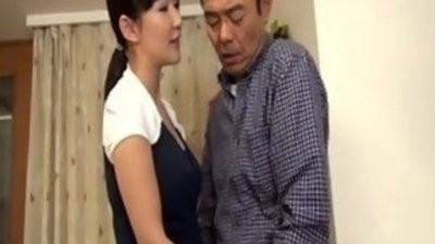 Young young female meets Old Man by PACKMANS