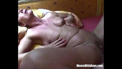 Monster cock anal fucking this mature slut