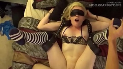 Real hot girlfriend porn movies mixed in one big compilation