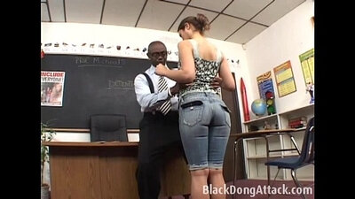 Amber Rayne Fucks Her First BBC client Collection