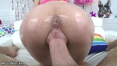 Fresh youthful pussy up with dick Lily Jordan