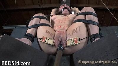 Bondage orgasm overload Wanting To Be Broken