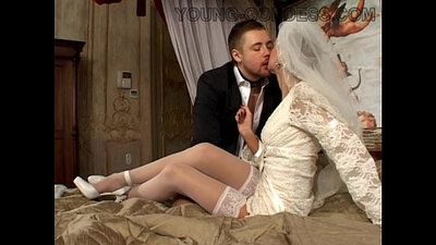 Alyssas naughty marriage hasanged talented young duo