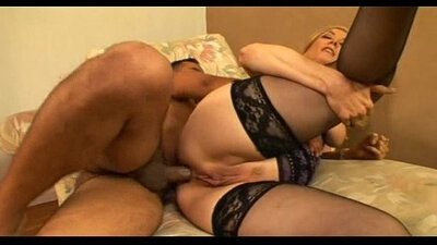 Cum and Squirting With Anal Sex